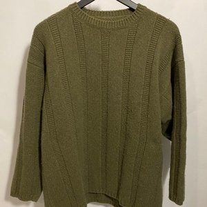 Fine Irish Wool Sweater Made in Ireland